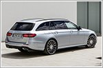 Mercedes-Benz announces U.K. specifications for new E-Class Estate
