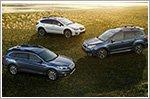 Subaru sweeps crossover SUV segment in U.S.A