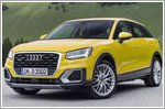 The new Audi Q2 is now available for order in the U.K.