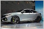 GIIAS 2016: Honda Civic hatchback prototype lands in Asia