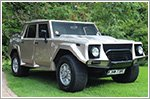 SUV monsters at Beaulieu Supercar Weekend