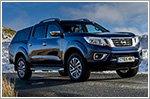 Nissan Navara with improved fuel economy