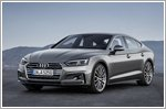 Design meets functionality in A5 and S5 Sportback