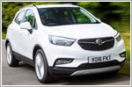 All new Vauxhall Mokka X comes with a host of options