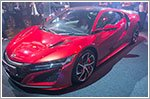Honda looks to stir things up with its all new NSX 'everyday' supercar