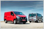 Nissan NV300 joins the NV family lineup