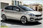 Kia announces host of upgrades for the Carens