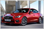 Host of upgrades for the 2017 Infiniti Q50
