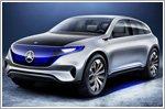 Mercedes-Benz Generation EQ electric concept