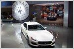 Maserati unveils upgrades to its lineup in Paris