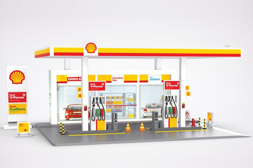 Car Depreciation Calculator >> Shell Singapore's latest collectible series - Shell V-Power Vroom Puzzle kits