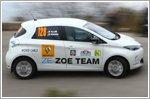 Renault ZOE takes part in e-Rallye Monte-Carlo
