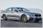 The all new 2017 BMW G30 5 Series Sedan