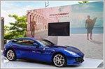 Ferrari GTC4Lusso T has arrived