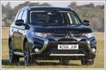 Special edition Mitsubishi Outlander PHEV Juro on sale in the U.K. from November
