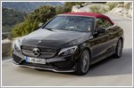 All new Mercedes-Benz C-Class Cabriolet