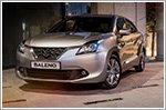 Suzuki Baleno voted as Irish 'Small Car of the Year' for 2017