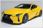 Lexus debuts the world's first customised LC500 at the 2016 SEMA Show