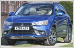 Revised Mitsubishi ASX goes on sale in the U.K.