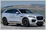 Jaguar's F-PACE is named 'SUV of the Year'