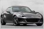 Mazda Roadster RF debuts in Japan