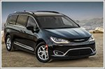 All new Chrysler Pacifica Minivan earns NHTSA's five-star overall safety rating