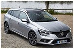 Renault announces pricing and specifications for the all new Megane Sport Tourer
