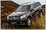 Mercedes-Benz goes coast to coast without roads