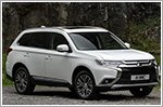 Revised Mitsubishi Outlander diesel offers improved specification and safety