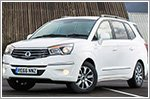 Special edition Ssangyong Turismos announced for the U.K.