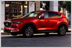 Mazda starts production of the all new CX-5