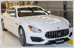 100,000th Maserati leaves the plant in Italy