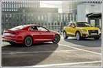 Audi A5 and Q2 awarded five star safety rating