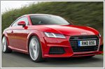 New Audi TT 2.0 TDI quattro