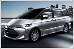 Borneo Motors launches all new Toyota Previa Aeras