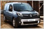 New Renault Kangoo ZE gets 50 percent more range