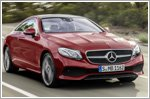 Mercedes-Benz reveals the all new E-Class Coupe