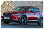 Mazda begins production of CX-3 at Hofu factory