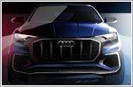 Preview of a production: Audi Q8 concept premieres in Detroit