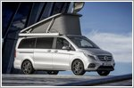 The Mercedes-Benz V-Class Marco Polo in the U.K.