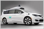 100 Chrysler Pacifica Hybrid minivans for Waymo's self-driving test fleet
