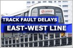 Delays on East-West Line on Wednesday morning due to track fault