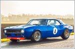 Historic 1968 Chevrolet Camaro to cross the block at Race Retro