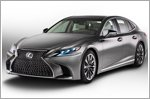 Lexus reimagines its global flagship sedan with the all new 2018 LS