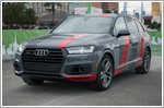 Audi's Q7 deep learning concept boasts artificial intelligence