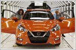Nissan March begins production