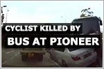 Woman killed in traffic accident at Pioneer Road North