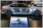 BMW Projection Mapping of the 7 Series Sedan