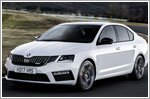 The new Skoda Octavia is now available to order in the U.K.