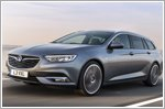 Vauxhall reveals the new Insignia Sports Tourer at the 2017 Geneva Motor Show